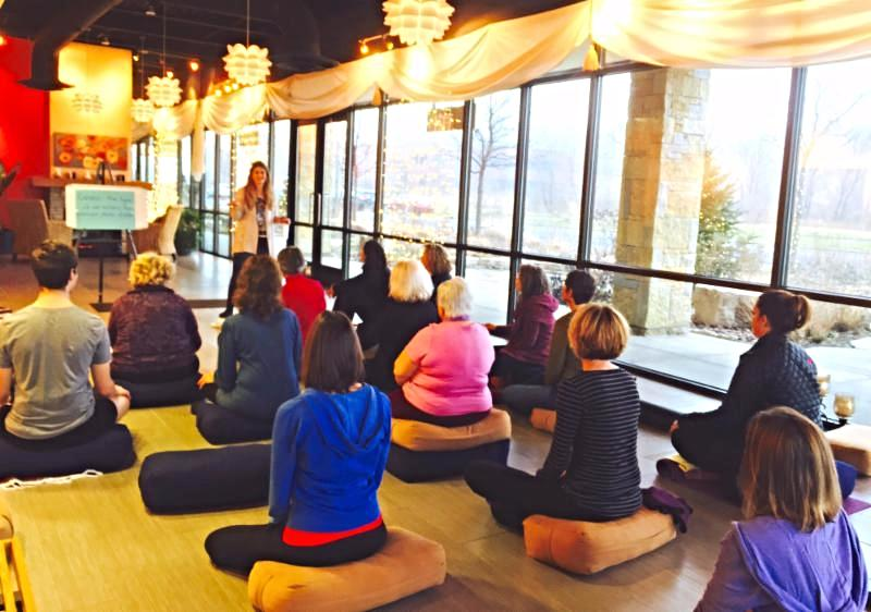 As A Traveling Yogi Anne Has Been Invited By Perennial Yoga In Their Beautiful Studio And Center Fitchburg Will Provide Time Of Reflection